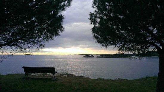 Island Hotel Istra: Sunset on the Island