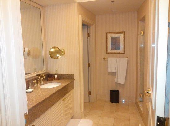 JW Marriott Las Vegas Resort & Spa: Awesome bathroom