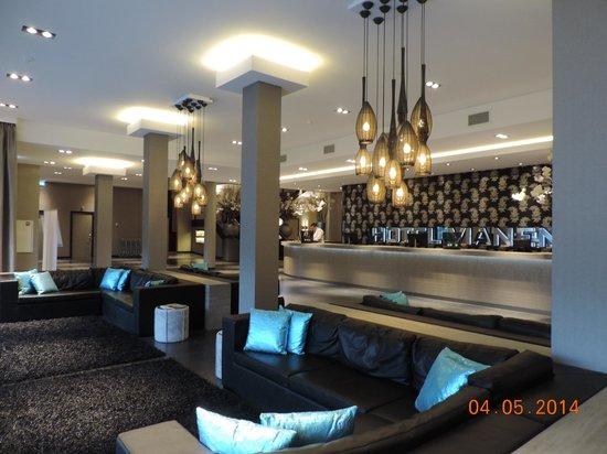 Van Der Valk Hotel Vianen: отель
