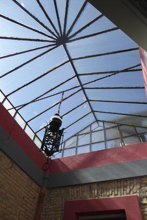 Navona Queen : Wunderbar Sonne und Licht im Palazzo
