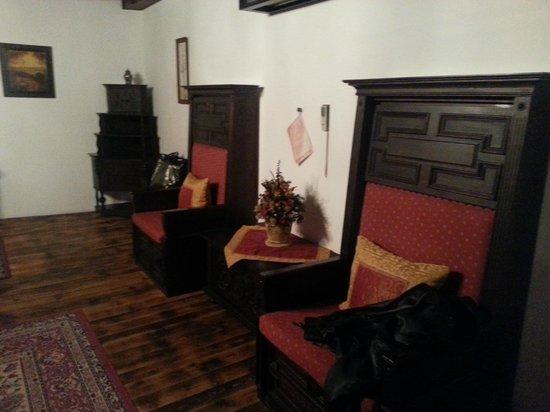 Hotel Ruze: Suite 1