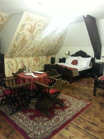 Hotel Ruze: Suite 2