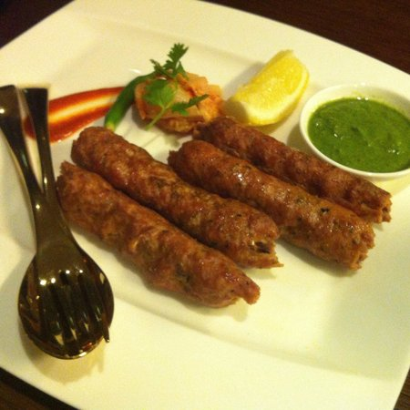 Ananta: Seekh kebab