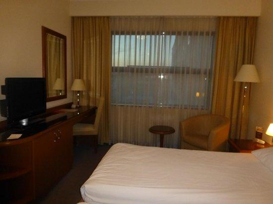 Hotel Aristos: お部屋