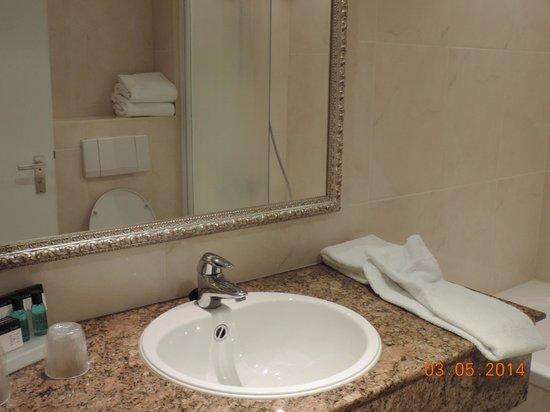 Van Der Valk Hotel Vianen: уборная