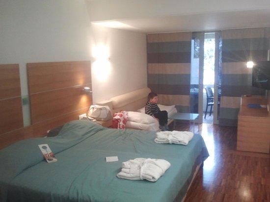 Bluesun Hotel Soline: superior room