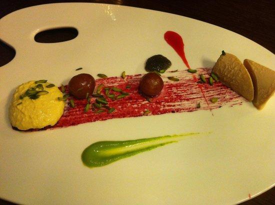 Ananta: Dessert platter