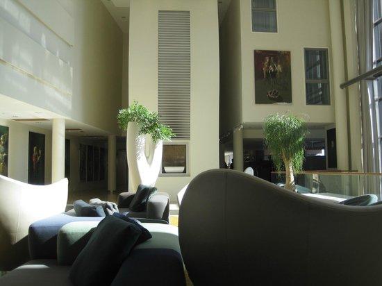 Scandic Nidelven: lobby