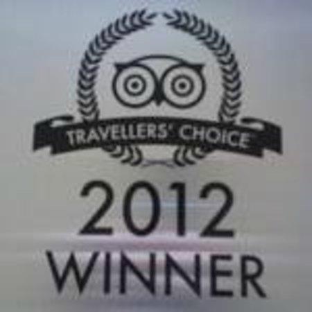 Hotel Benacus Malcesine: Award