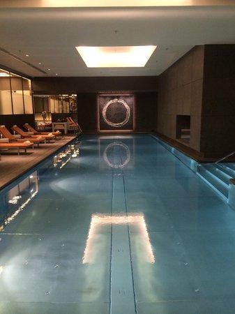 Mandarin Oriental Hyde Park, London : Swimming Pool