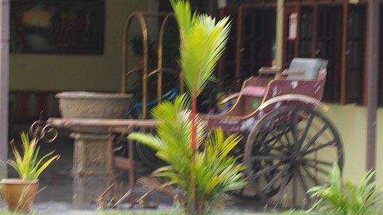 Green Village Langkawi: Reception