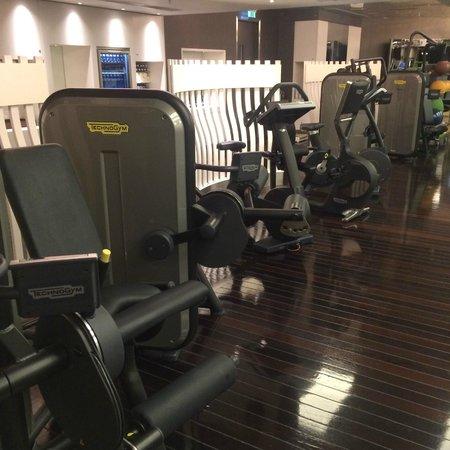 Mandarin Oriental Hyde Park, London: Gym