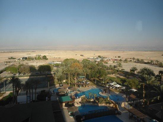 Oasis Hotel Jericho: Vista suite
