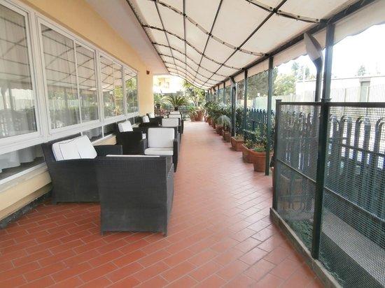 Hotel Villa Serena: Conservatory