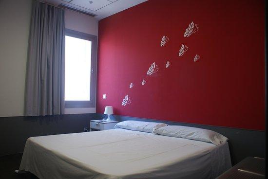 Albergue Juvenil Madrid : Habitación doble