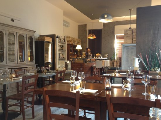 The Market Place Restaurant: Nice environment