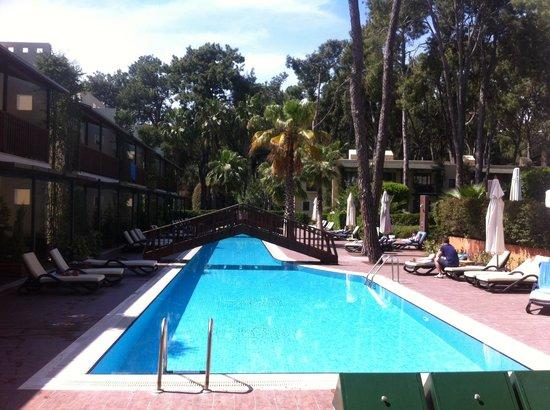 Turquoise Resort Hotel & Spa: Zalig privézwembad aan de villas kamers