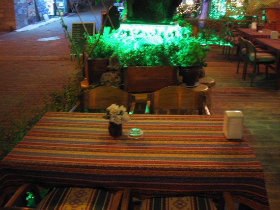 Sato Hotel: Restaurant area
