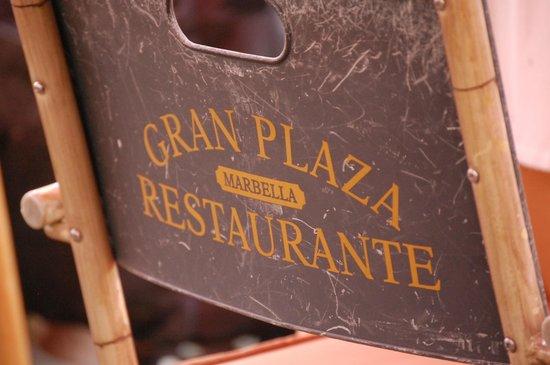 Gran Plaza: Chair Back