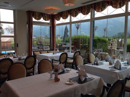 Hotel Das Rübezahl: Restaurant
