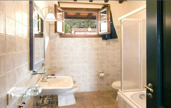Belmonte Vacanze : Bathroom