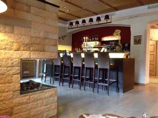 Hotel Das Rübezahl: Die Bar