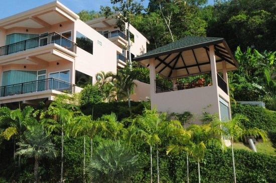 The View Rawada Resort & Spa: ที่นั่งเล่น