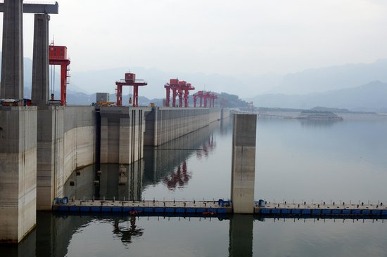 three gorges dam project