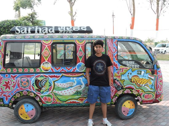Sarhad : So colourful