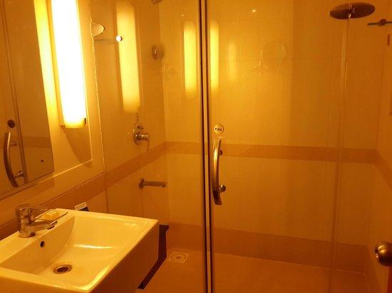 Hotel Babylon Inn: bathroom