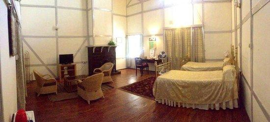 Pinewood Hotel: Room No. 6, upstairs near hotel reception