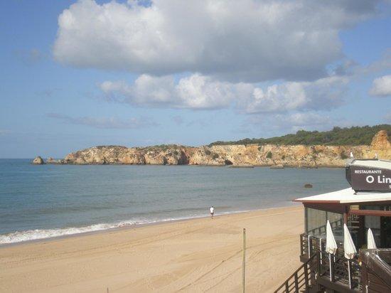 Jardim do Vau: lovely beach in praia da vau