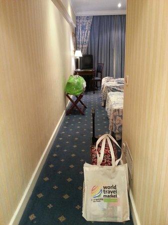 Osuna Hotel: Hall