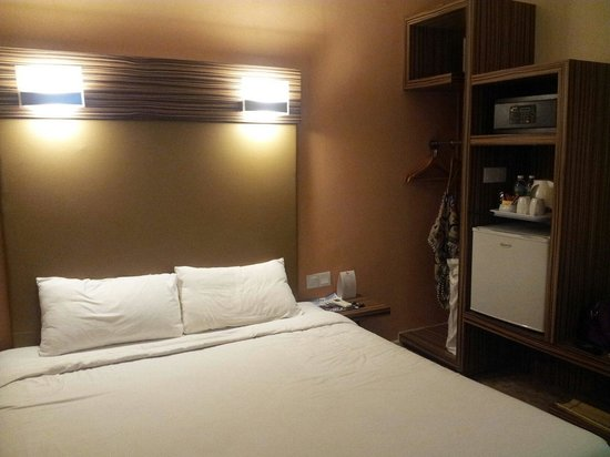 Hotel Sentral Kuantan: Bedroom