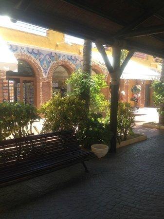 Playaballena Spa Hotel: Entrada al Hotel