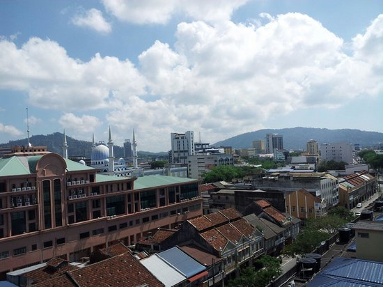 Hotel Sentral Kuantan: Awesome view