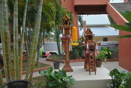 Sallamai Resort: Un accueil chaleureux...
