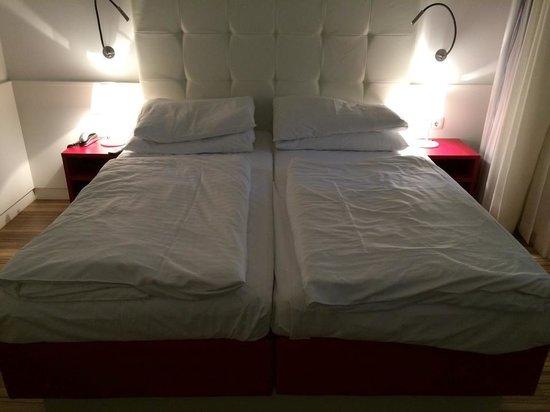 Hotel Zipser: Zimmer