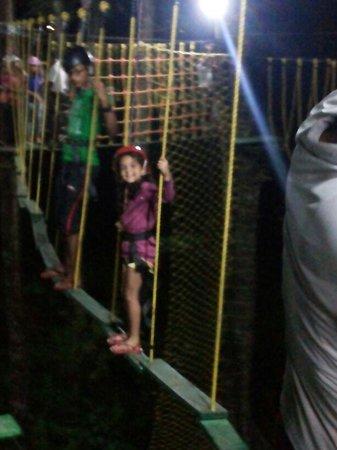Club Mahindra Madikeri, Coorg : Adventure trails were entetaining