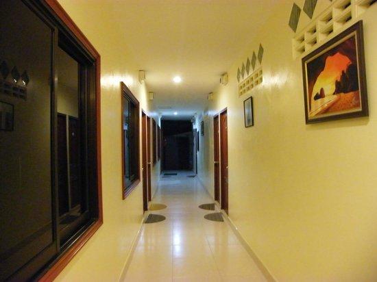 Harmony House: Corridor