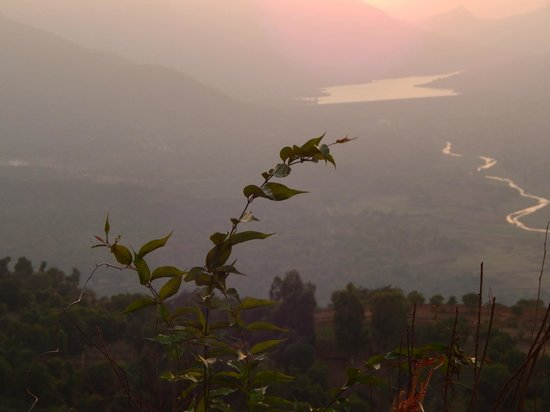 Exotic Home Stay - Panchgani : Valley view