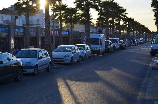 Hotel Les Dunes : Marseillan plage