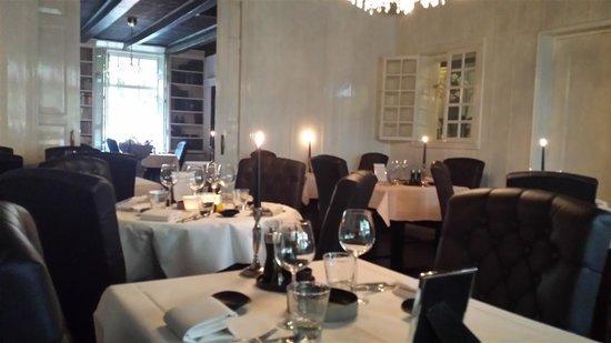 Etablissement 1880 : in het restaurant