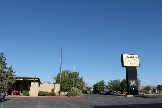 Kayenta Monument Valley Inn : L'hôtel