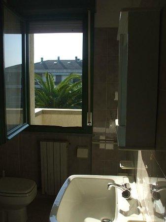 Residence Leonardo & Silville: bagno
