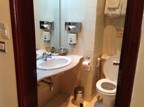 Aqaba Gulf Hotel: r628