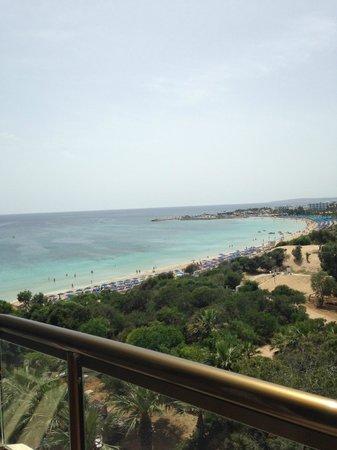 Alion Beach Hotel: Zimmeraussicht