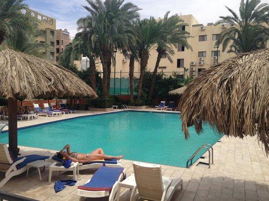 Aqaba Gulf Hotel: pool