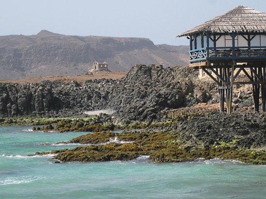 Marine Club Beach Resort: dalla spiaggia