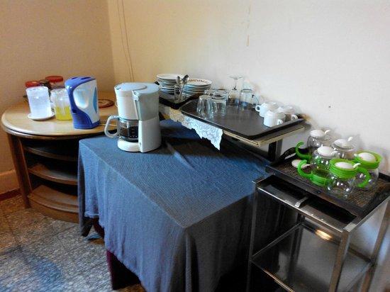Baan Talay Homestay: Coffee/tea facilities